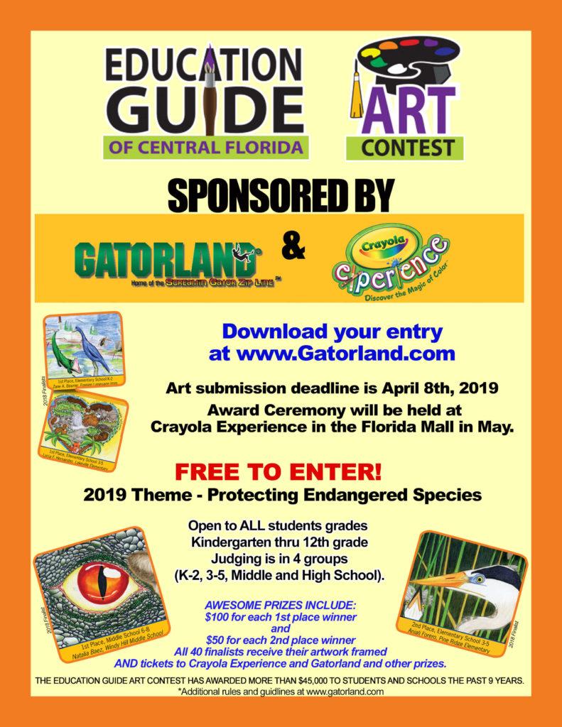 Flyer Art Contest
