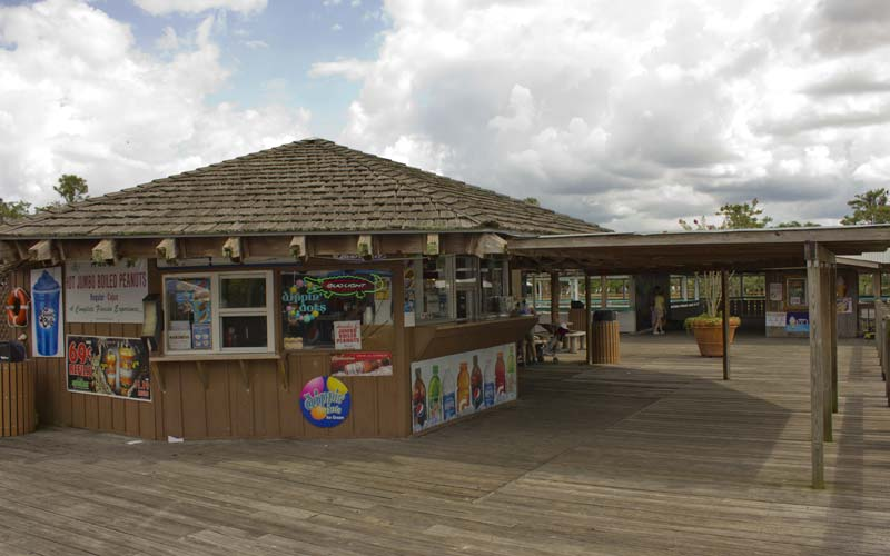 Snack Bar | Gatorland | Orlando Florida Family Adventure Theme Park