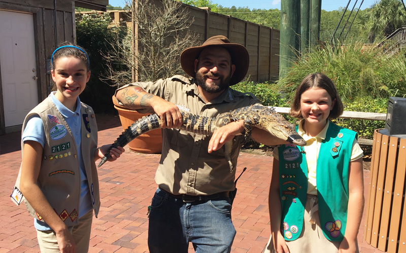 Corporate Events at Gatorland